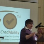 Jules talks about the CredAble Provider Scheme