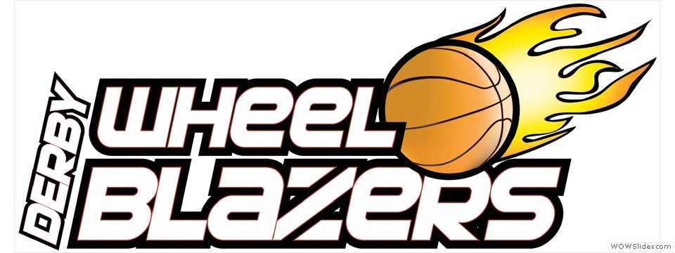 Derby Wheel Blazers logo