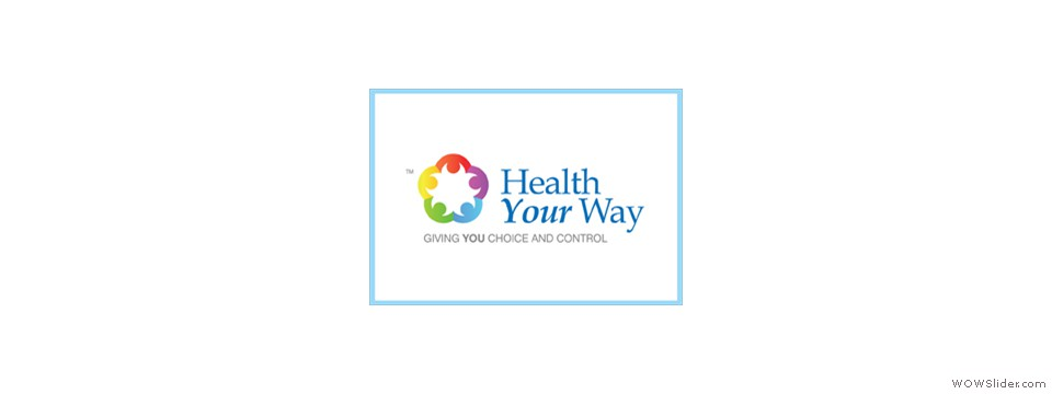 health_your_way_logo_design